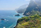 Madeira northern coastline