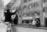 Repairing a grafito
