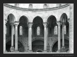 Choir Ruin of the ancient Monastery Heisterbach (Detail)