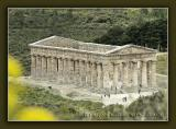 Sicily - Temple at Segesta