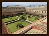 Sicily - Cloister of the Duomo di Monreale