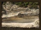 Corse, Bonifacio Lime Rocks