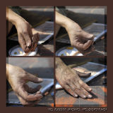 Streetpainting Hands Study