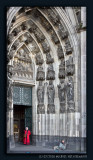 North Entrance of Cologne Cathedral