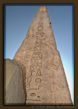 Obelisk of Hatshepsut at Karnak