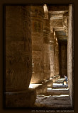 Inside Medinet Habu