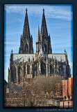 And every now and then: Cologne Cathedral