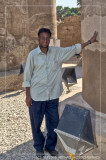 Head of Restauration at Luxor Temple