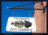 Metalartz sign