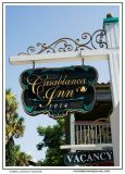 Casablanca Inn Sign