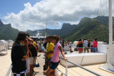 Ferry to Moorea
