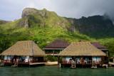 Club Bali Hai overwater bungalows