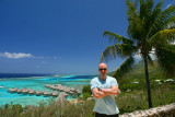 Josh at Sofitel Moorea