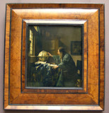 The Astronomer by Vermeer