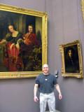 Josh In The Rembrandt Room