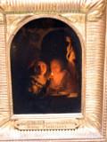 Scene Interieur by Schalcken