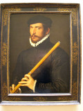 The one-eyed Flautist
