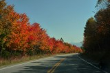 Colors Along The Kancamagus Highway