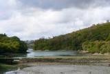 Tide mill dam across Froe creek