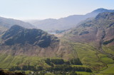 Side Pike of Lingmoor fell, Blea tarn and ascent from Great Langdale