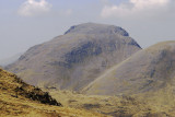 Great gable from Allen Crags