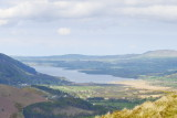 Bassenthwaite from Cat Bells