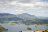 wider view of Derwent water