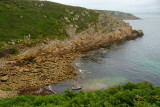 Penberth Cove from south