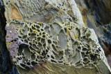 rocks off Porthcurnick beach