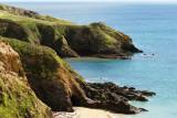 Porthbeor beach end