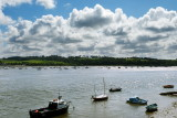 Torridge estuary from Northam quayside
