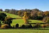 westwards from Cradley brook valley