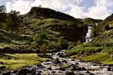 falls below Easedale Tarn - 3