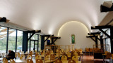 Buckfast Abbey - granary tearoom 2