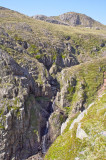 the Mark gate route, much better than Stickle Ghyll 'highway'