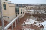 Purnell Center and the Randy Pausch Memorial Footbridge
