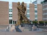 Sculpture in Odense