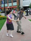 Dancing in the StreetSidewalk