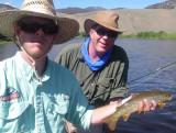 Montana Trout Fishing (2) ,  July 2009