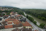 View of Melk and Danube channel from Abbey 171.jpg