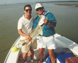 Gerry's Big Snook from the Old Days