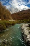 The Sutjeska river