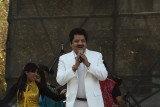 Udit Narayan performs at Hoduyada 2011, Israel