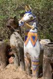 Terra Cotta Horses