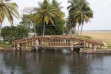 Concrete Bridge Under Construction