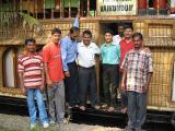 The Vaikundum's Crew