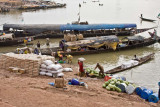 Loading Cargo, Niger River