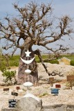 Muslim Grave Stone