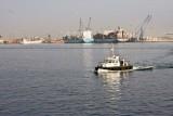 Dakar Harbor