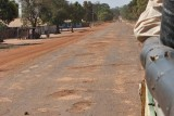 Trans Gambian Highway